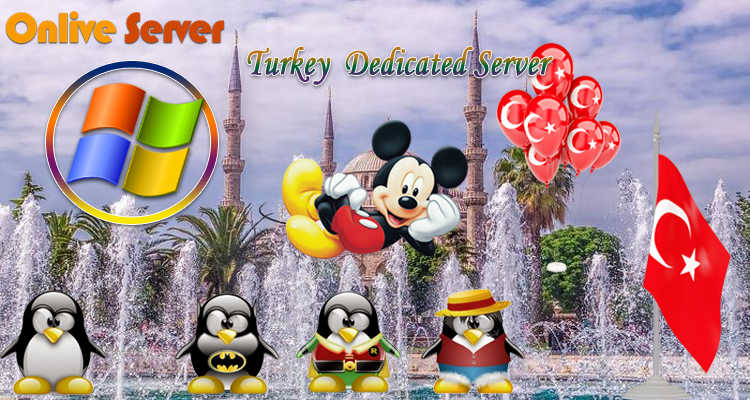 Turkey Dedicated Servers